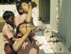 National Drinking Water Program - Amrutdhara